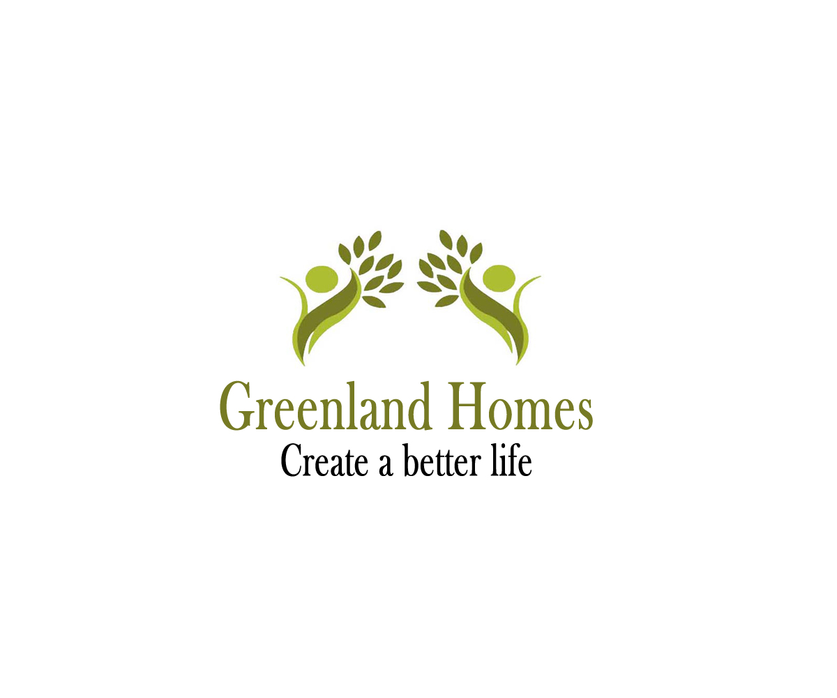 Modern, Professional, Residential Logo Design for Greenland Homes by ...