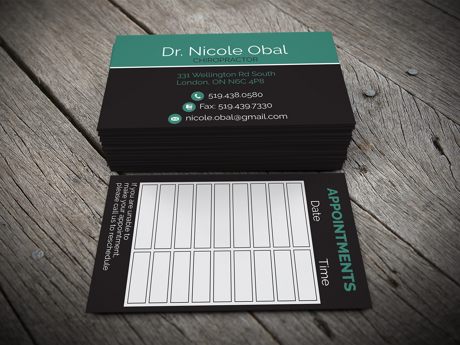 Modern professional medical business card design for a company by business card design by alhemique1 for this project design 10935322 reheart Choice Image