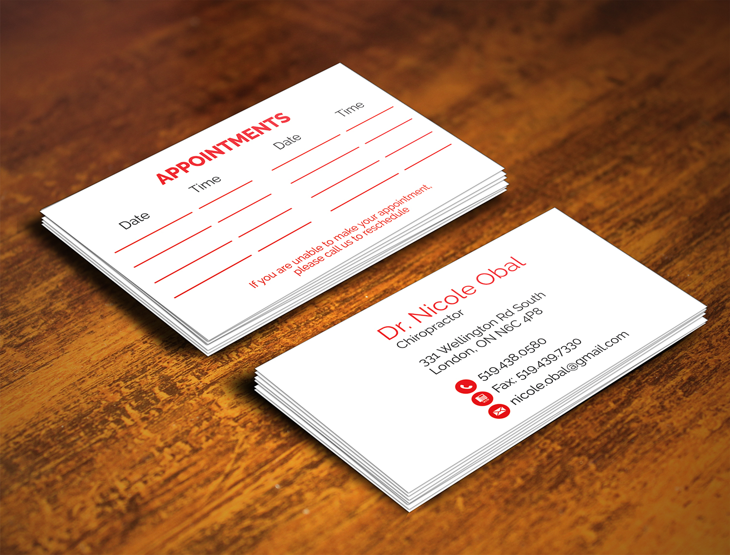 Modern professional medical business card design for a company by business card design by alhemique1 for this project design 10939818 reheart Image collections