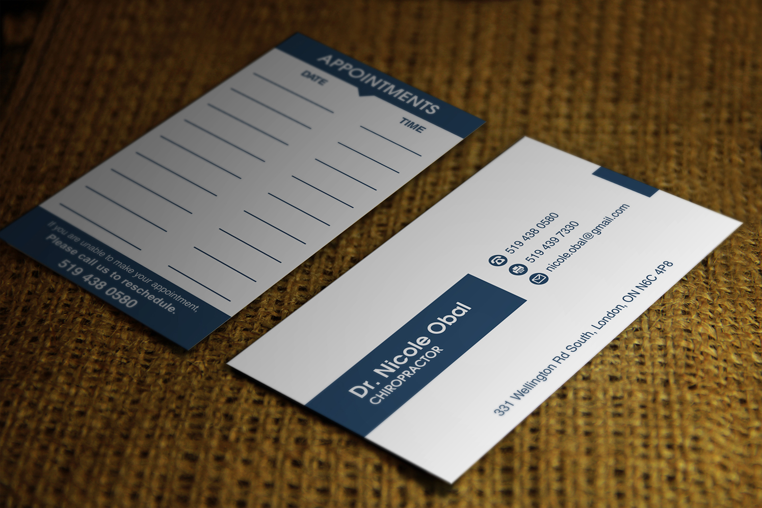 Modern, Professional Business Card Design for Maciej Suwala by ...