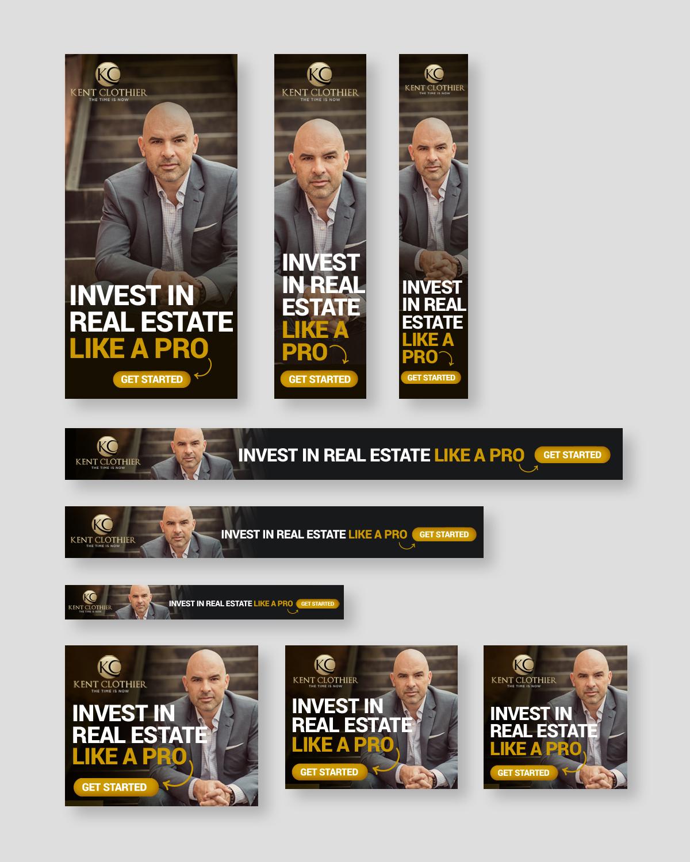 Elegant Playful Real Estate Banner Ad Design For Rei Marketing By Maria Design Design 10962324