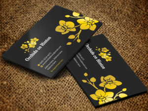 73 personable business card designs business business card design business card design by sandaruwan for orchids on hinton design 10994783 colourmoves