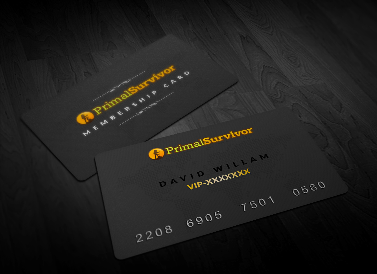 Serious, Masculine, It Company Business Card Design for Real