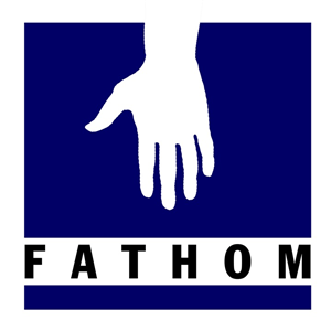 Logo Design by BlackLeafStudio - Fathom Research Logo Design Project