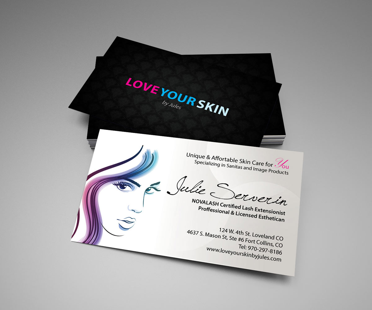 Business Business Card Design for a Company by shaikh salman ...