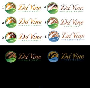 Logo Design Job   DaVine Furniture Sell Mid To High End Furniture (ontario  California)