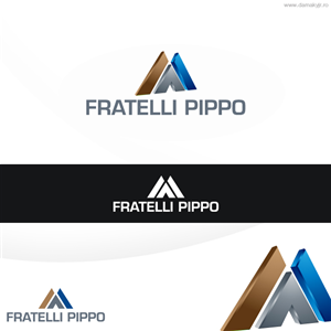 130 Elegant Playful Construction Logo Designs for Fratelli Pippo a ...
