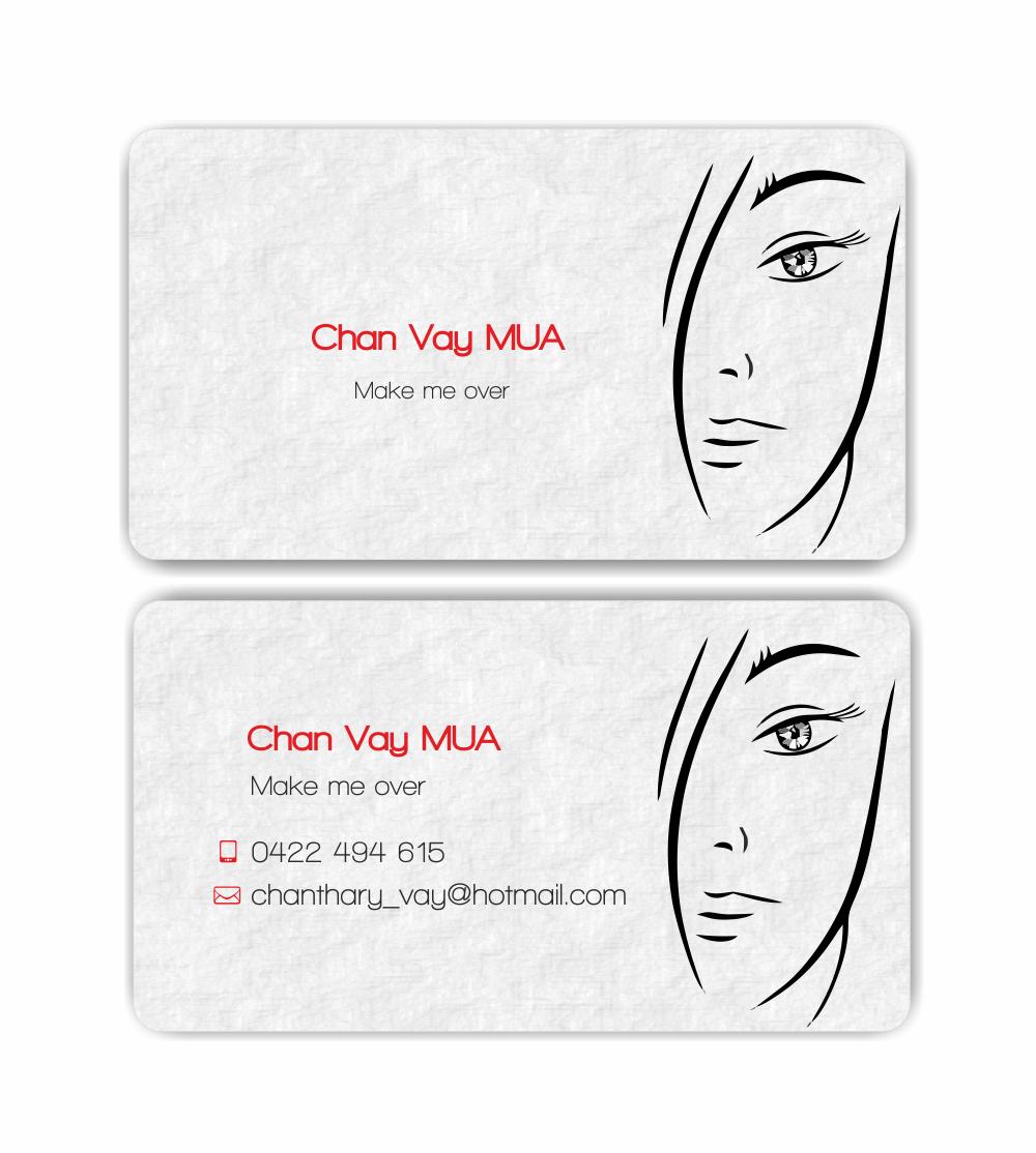 Business Card Design For A Company In Australia