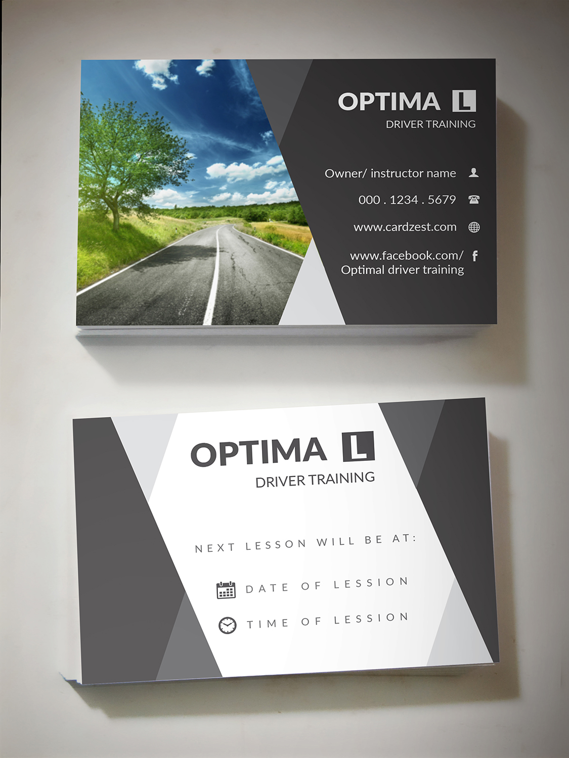 Modern, Professional Business Card Design by stwebre1a | Design ...