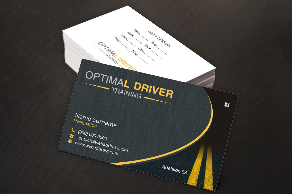Modern, Professional Business Card Design by Poonam Gupta | Design ...