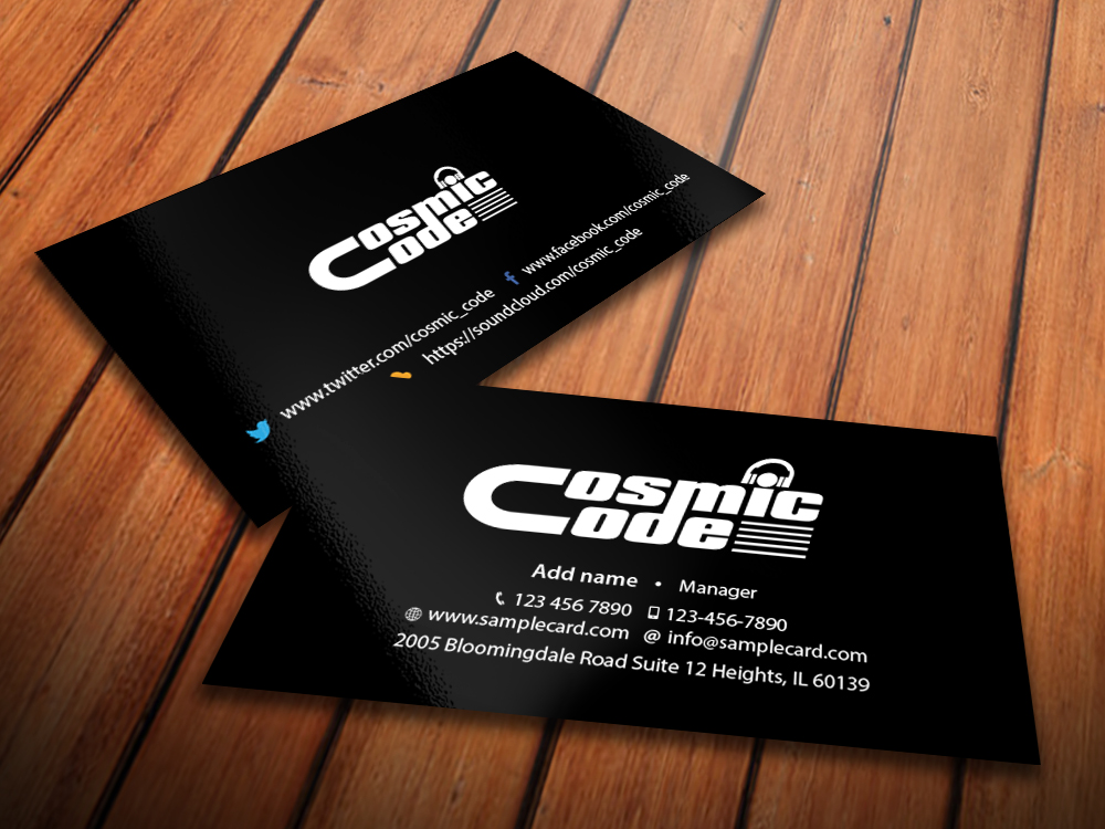 Business Card Design By Primarydesigner2k9 For This Project