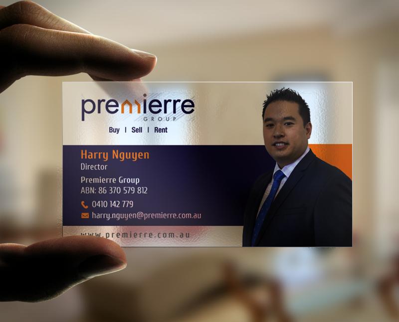 Upmarket, Modern Business Card Design for Premierre Group by ...