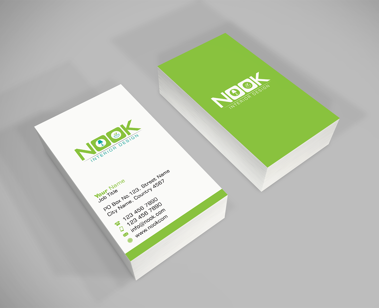 Business Card Design By Premnice For This Project 11053287
