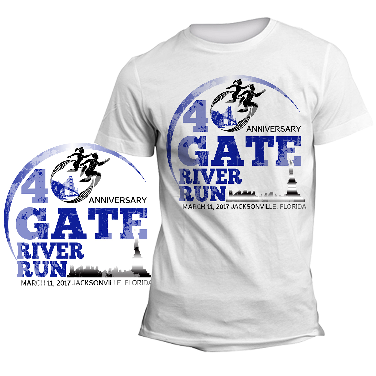 Modern Professional T Shirt Design For Gate Petroleum By Sd