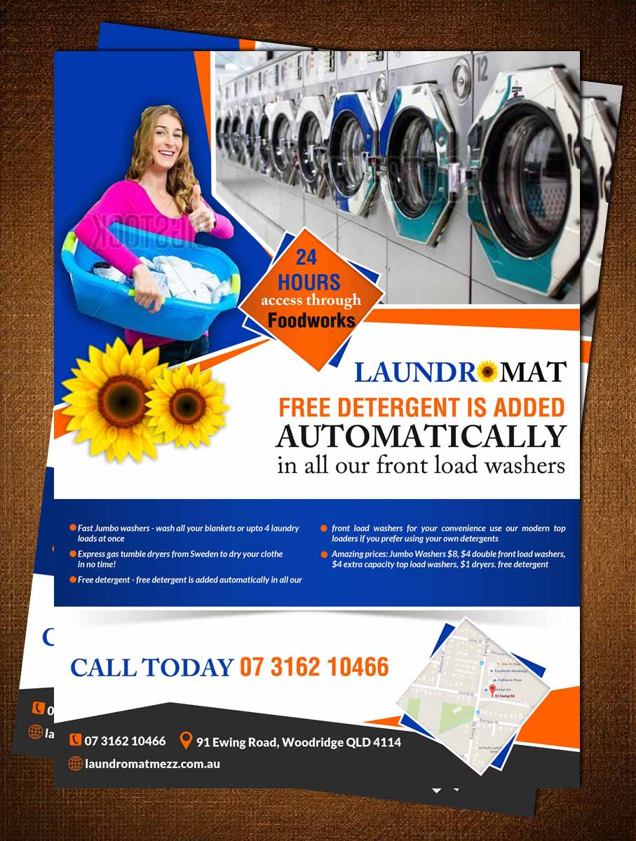 flyer design by creativebugs for yellowfin trading pty ltd design 11018161