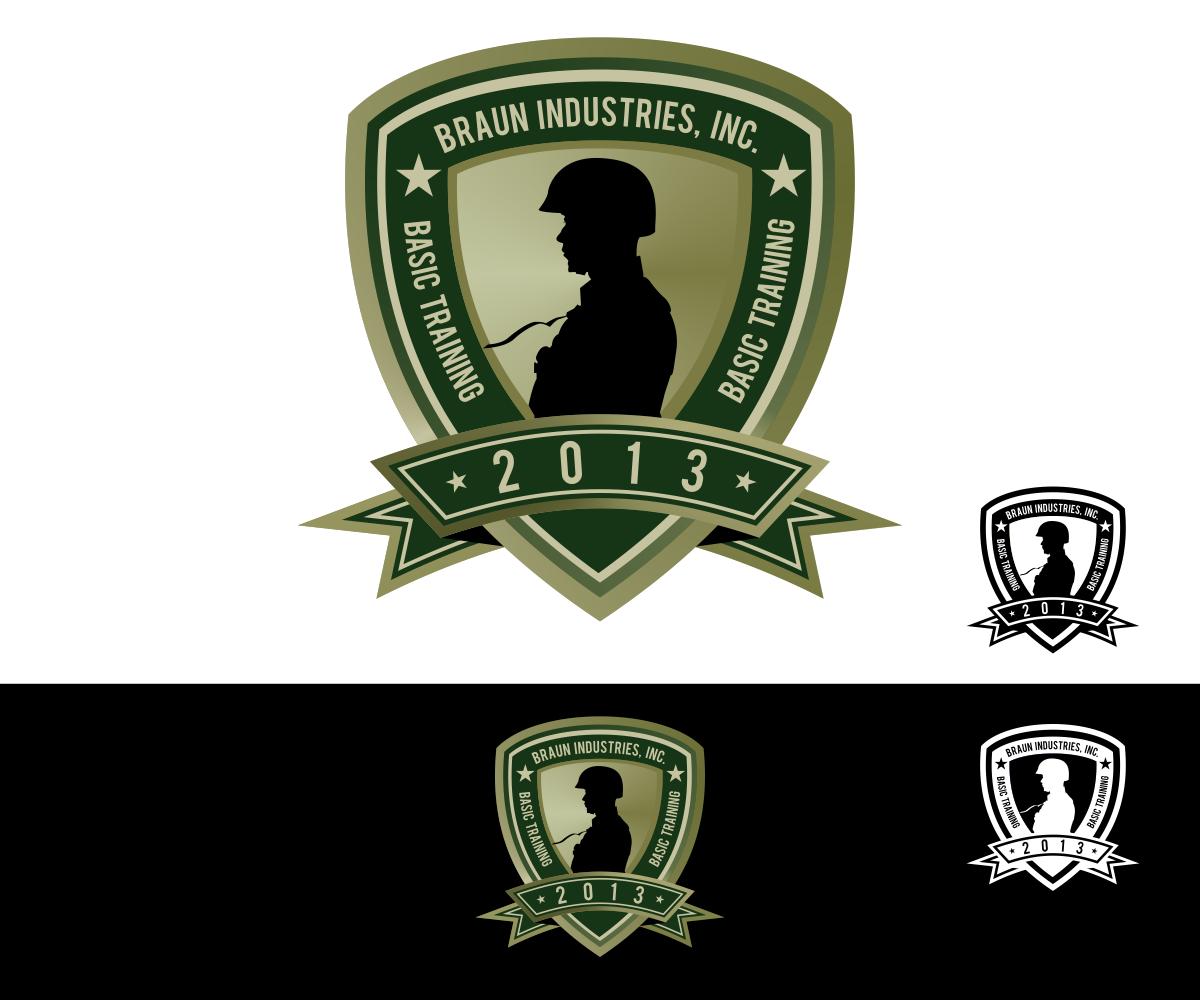 8 professional logo designs for braun industries inc