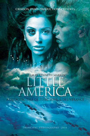 Poster Design by katrina - Little America Movie Poster