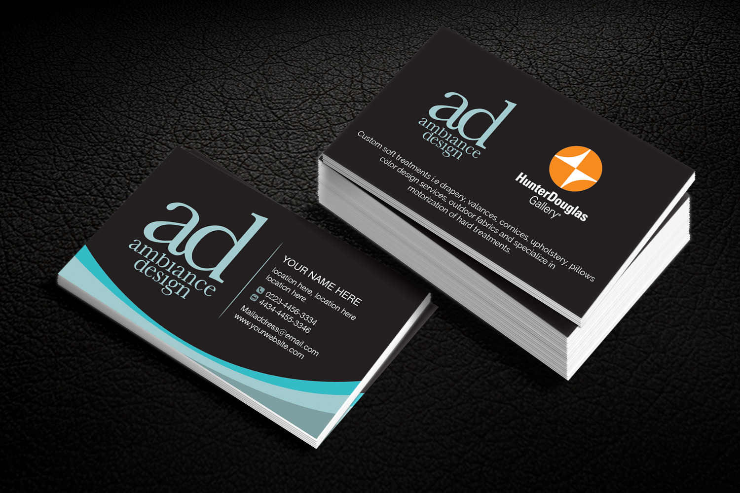Serious, Professional, Home Improvement Business Card Design for ...