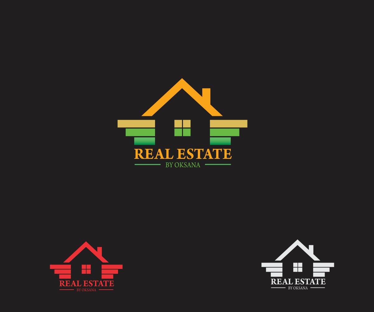 Real Estate Design : Real estate logo design for by oksana ricco