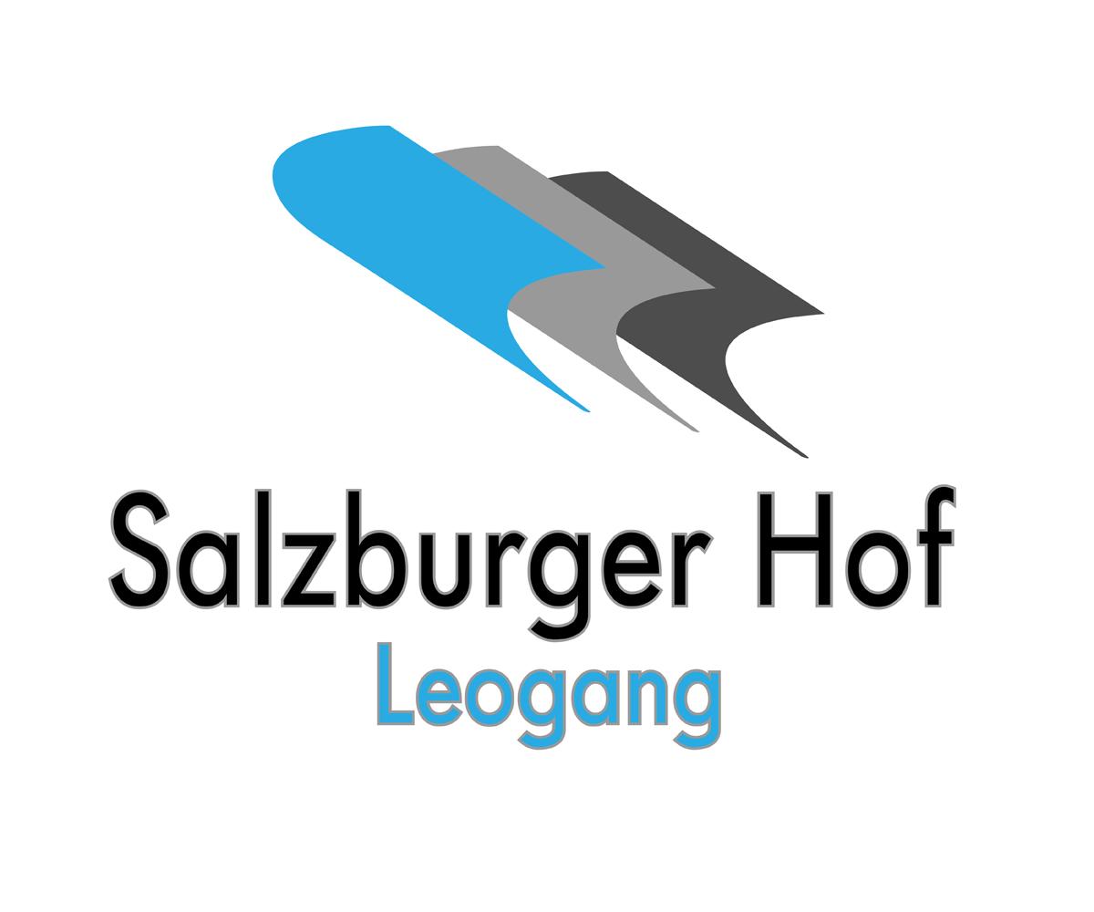 hotel logo design for salzburger hof leogang by udioica design 2298341. Black Bedroom Furniture Sets. Home Design Ideas