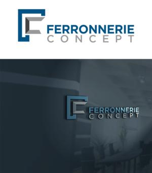 Design De Logo Par MARTiSA Pour FERRONNERIE CONCEPT