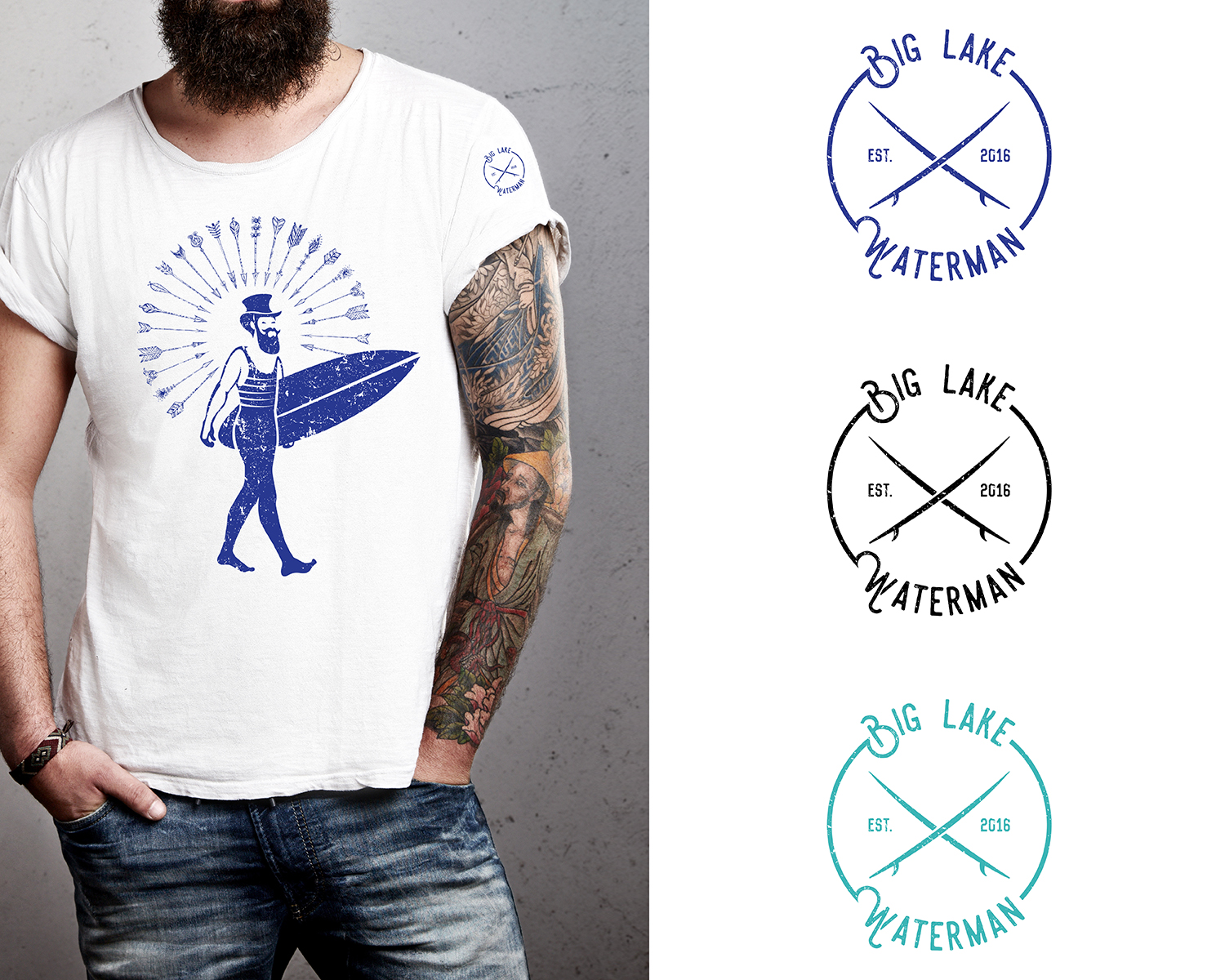 68 Playful Modern T Shirt Designs For A Business In United