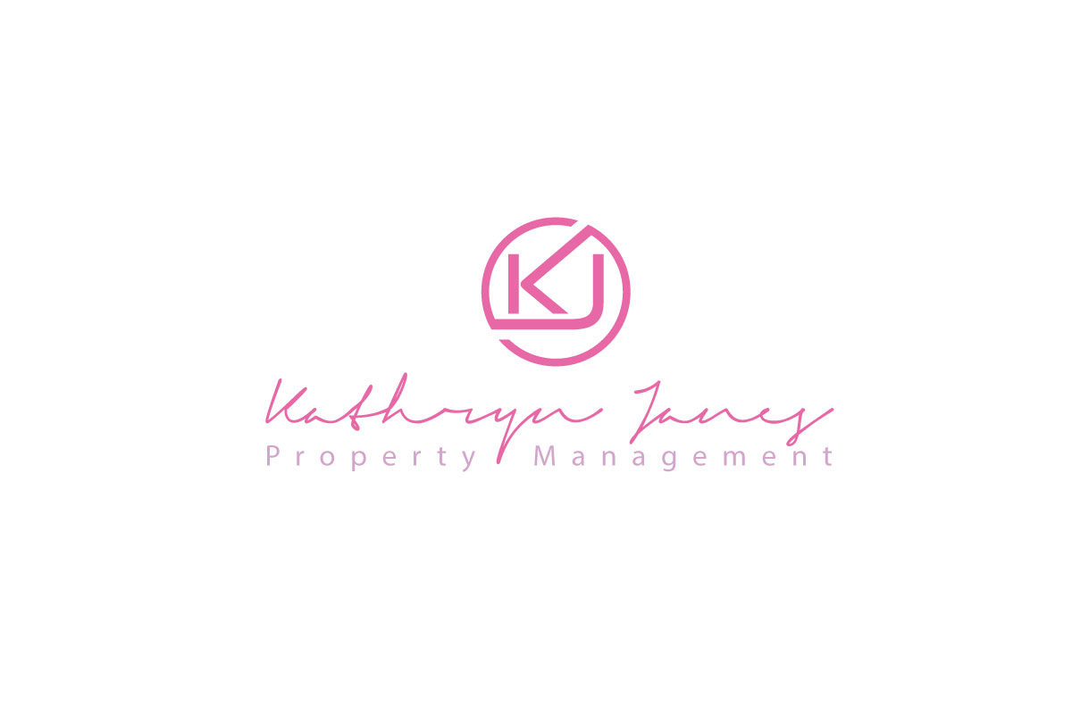 Elegant, Feminine Logo Design for Kathryn Janes Property Management ...