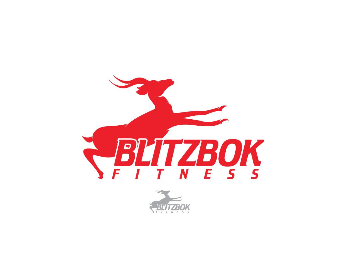 Logo Design By Creativebugs For BLITZBOKE Fitness