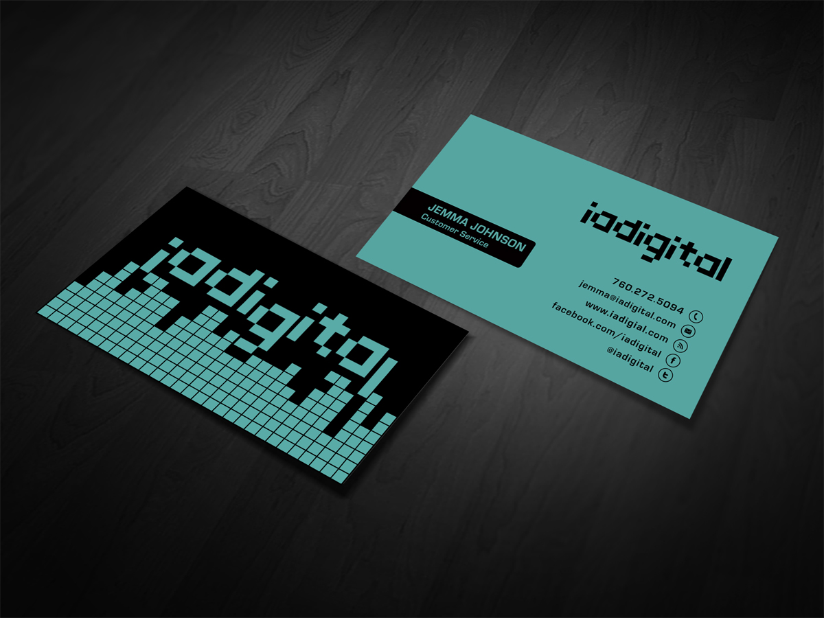 96 Modern Business Card Designs Marketing Business Card Design
