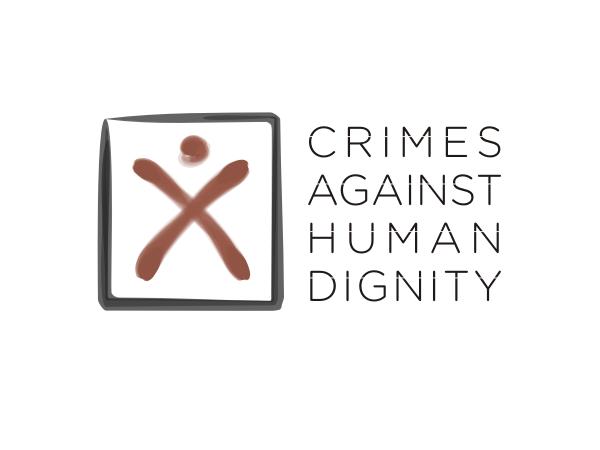 Serious Professional Political Logo Design For Crimes Against