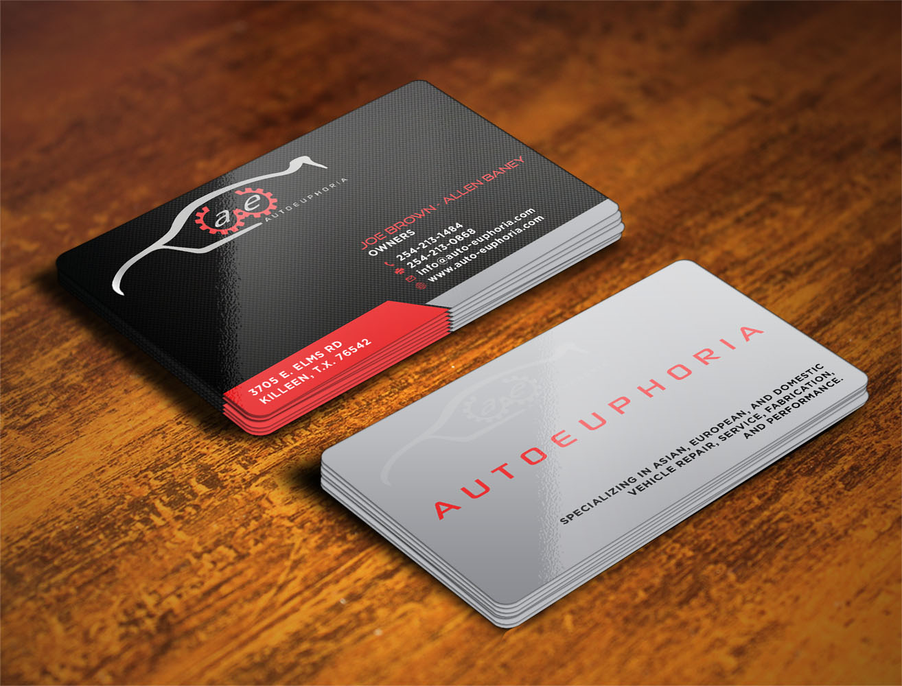 110 modern business card designs automotive business card design business card design by design xeneration for this project design 11130117 reheart Images