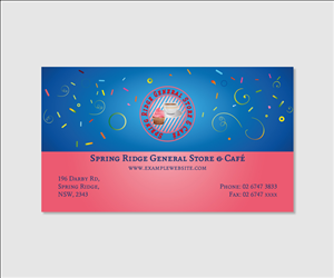General store business card design 1000s of general store general store business card design reheart Image collections