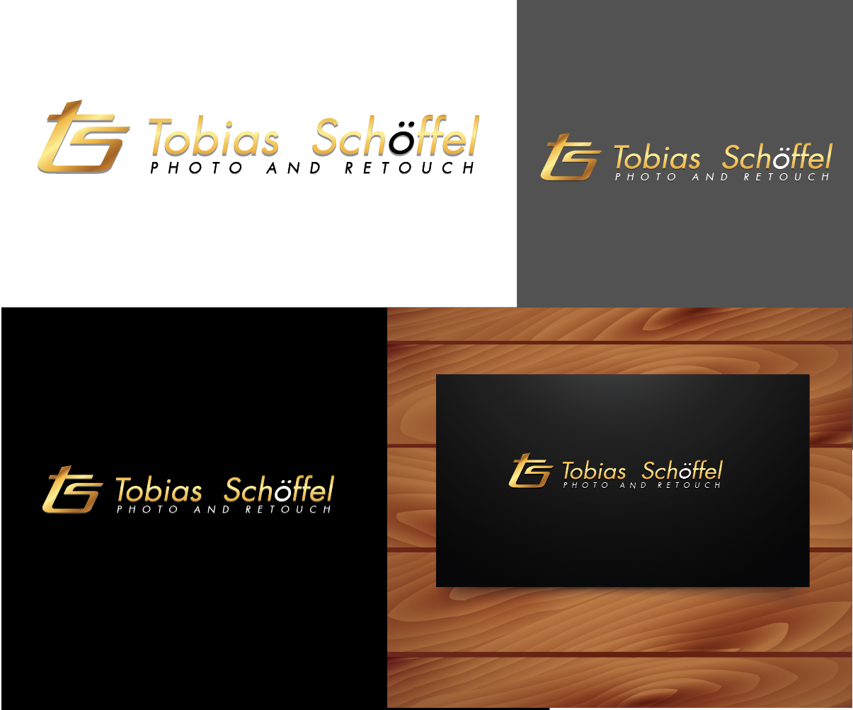 Modern, Serious, Fashion Logo Design for TOBIAS SCHOEFFEL PHOTO ...