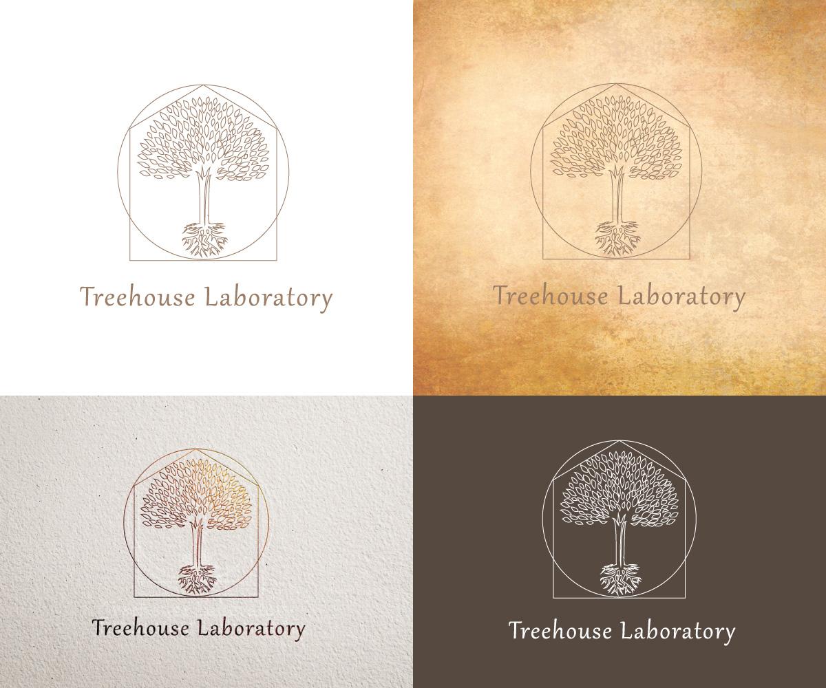Logo Design for a Modern Laboratory by Farmiza