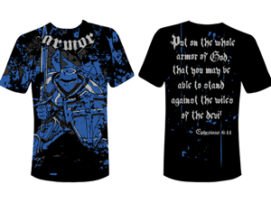 T-shirt Design job – Bible Inspired T-shirt Design Project(multiple winners possible) – Winning design by Summit Creative