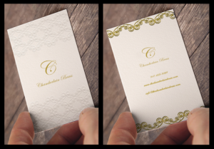 New York City Classical Brass Chamber Music Group Business Card