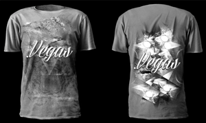 T-shirt Design by The Visionary - Promotional T-Shirt Design