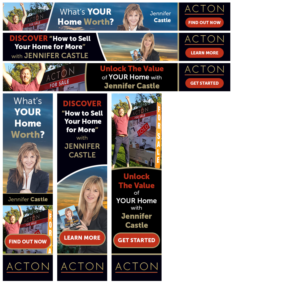 13 Professional Modern Real Estate Banner Ad Designs for a Real ...
