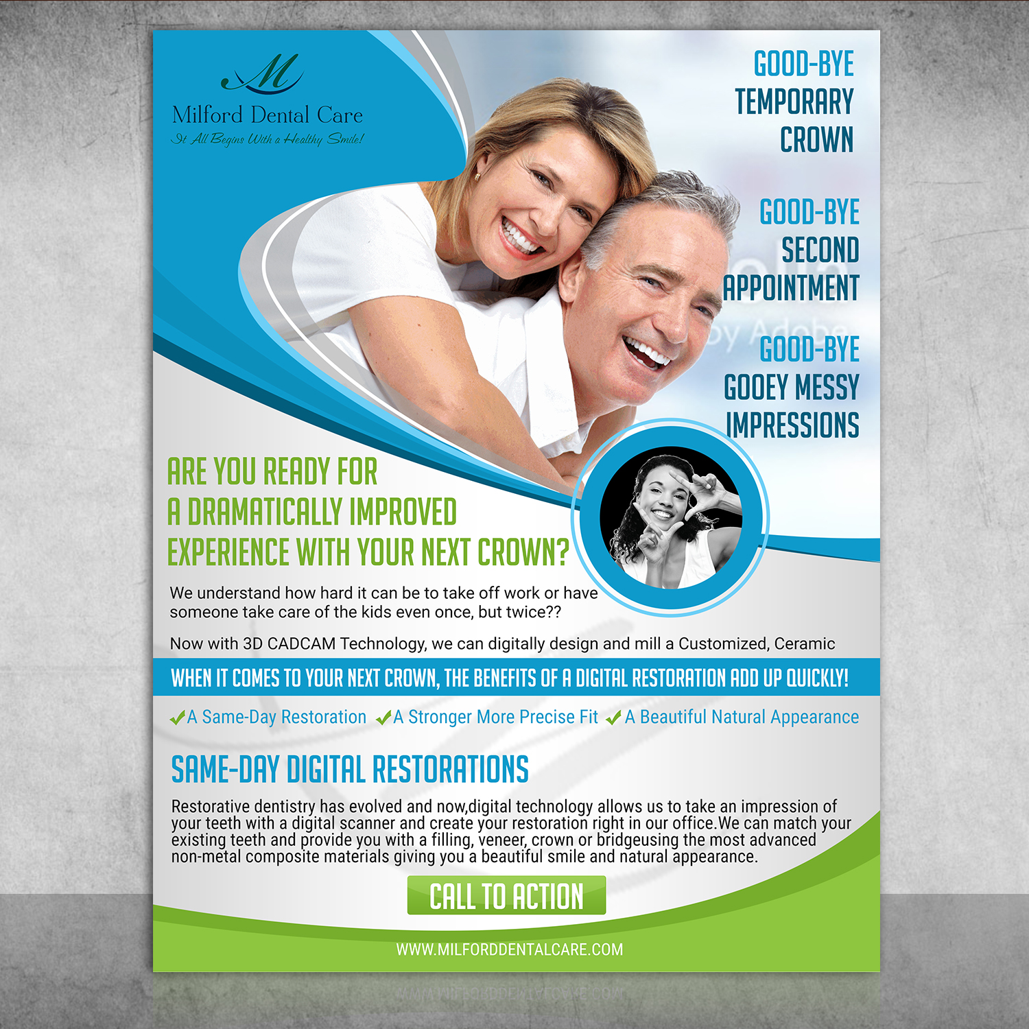 dental flyer design - Monza berglauf-verband com