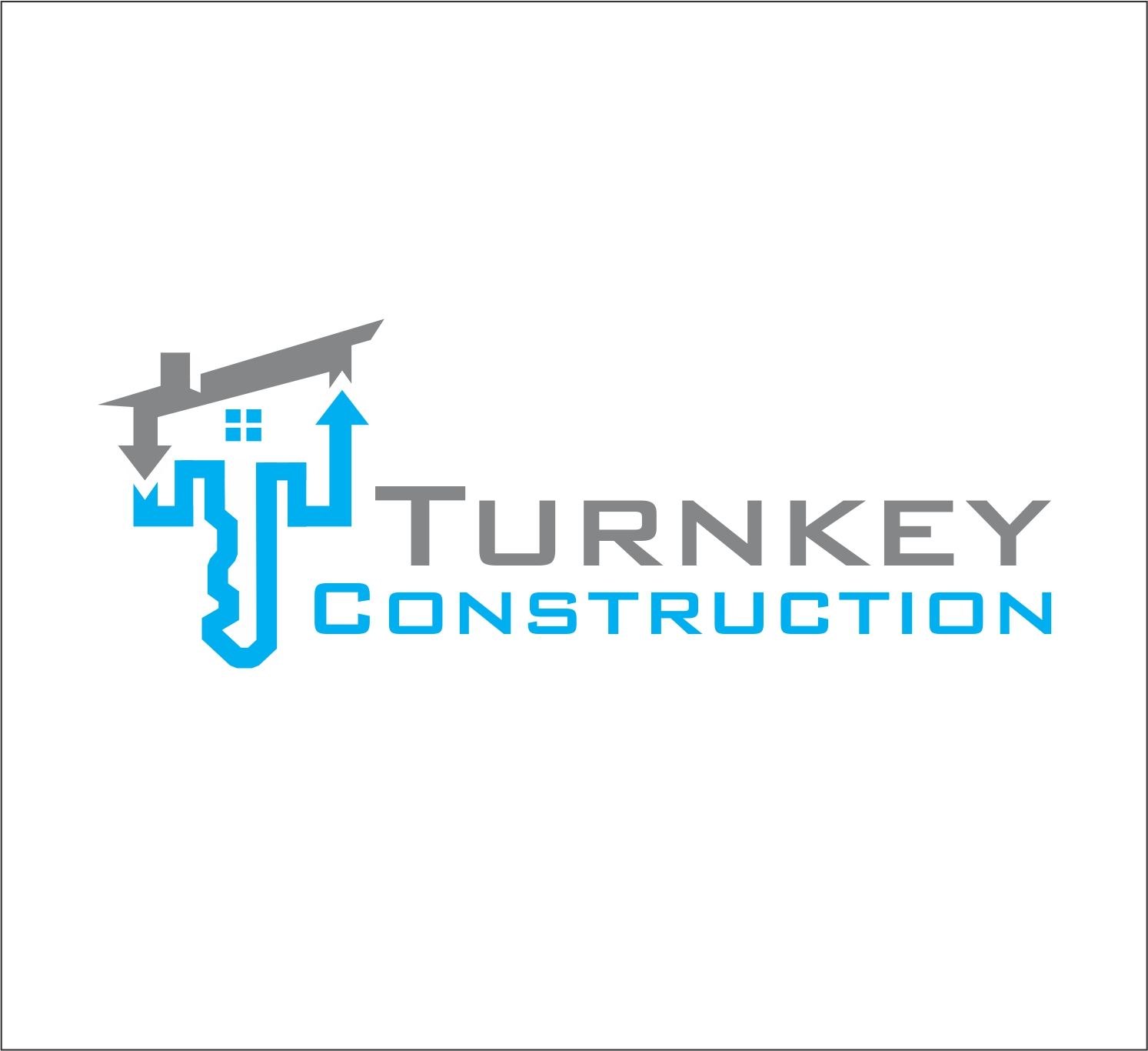 Commercial Lighting Company Tampa Fl: 159 Professional Logo Designs For Turnkey Construction A