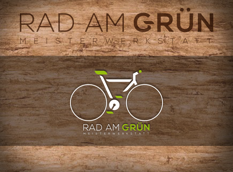 Rad am Grün Bike Store Logo by mprdesignconsulting