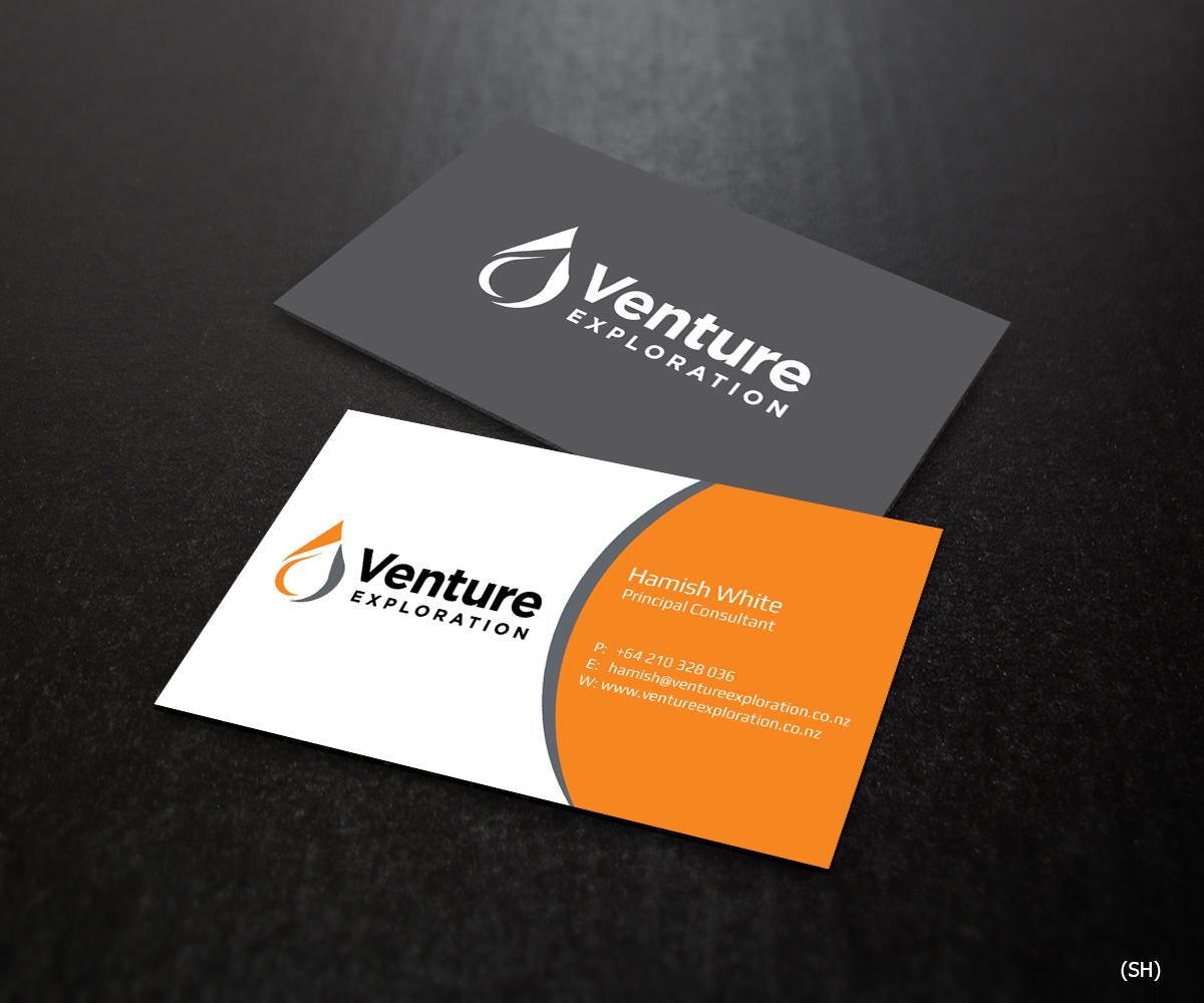 Professional, Serious, Oil And Gas Logo and Business Card Design for ...