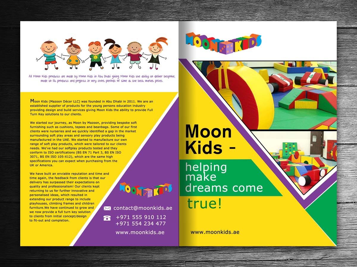 brochure design by creative bugs for this project design 11334481