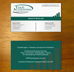 Accounting business card design galleries for inspiration page 11 tax accounting business needs business card design business card design by evoltix colourmoves