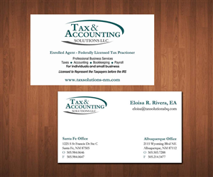 26 modern business card designs accounting business card design business card design by artful soul for this project design 2343700 colourmoves