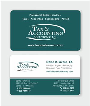 26 modern business card designs accounting business card design business card design by inesero for this project design 2299878 colourmoves