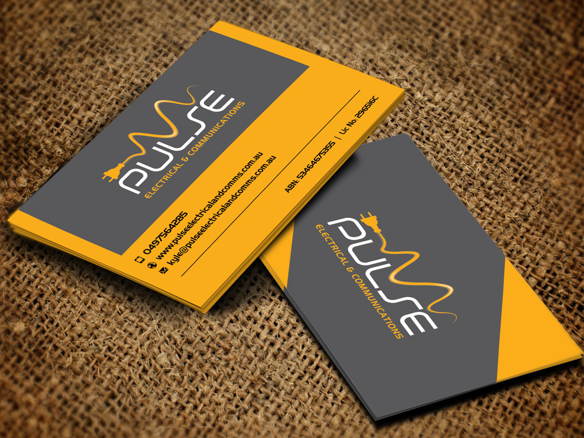 210 professional modern electrician business card designs for Electrician business card ideas