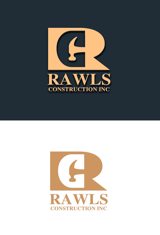 Serious Modern Construction Logo Design For R C Rawls Construction Inc By Creative Logos Design 11312362,Creative Graphic Designer Resume Pdf