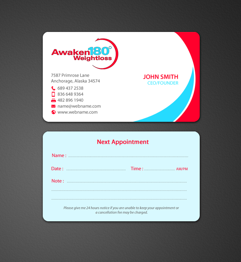 Elegant playful business business card design for a company by business card design by chandrayaaneative for this project design 11372303 colourmoves