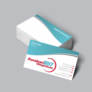 Elegant playful business business card design for a company by business card design by tanmoyamanik for this project design 11320769 colourmoves Gallery
